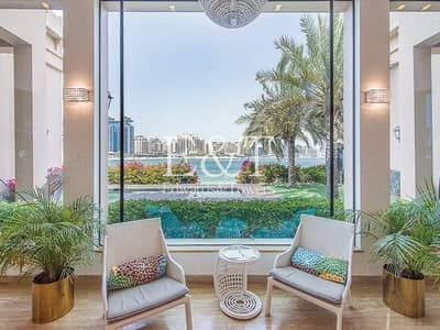 6 Bedroom Villa for Sale in Palm Jumeirah, Dubai - Fully Upgraded & Extended Arabic Gallery View | PJ
