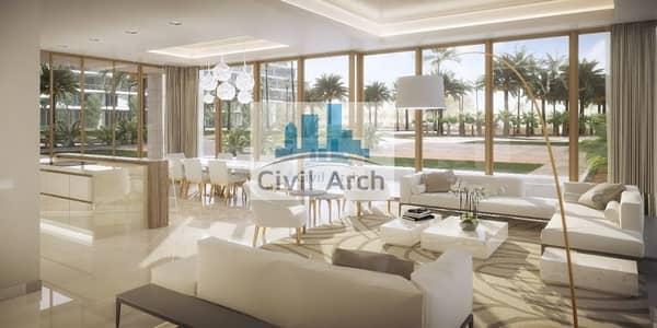 تاون هاوس 4 غرف نوم للبيع في نخلة جميرا، دبي - 25%pay to MOVE-IN+5yrPAY+5yrSCfree+50%DLDfree+brand new TH