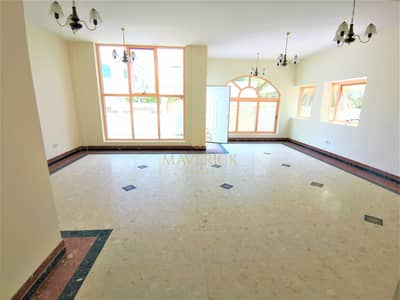 3 Bedroom Villa for Rent in Sharqan, Sharjah - Spacious 3BR Villa+Maids/R+Balcony | Gym+Pool