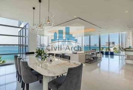 4 Bedroom Villa for Sale in Bluewaters Island, Dubai - 20%PAY to MOVE-IN+80% in 7yrPAY+zeroDLD+full SEA VIEW TH