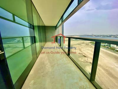 2 Bedroom Flat for Rent in Al Reem Island, Abu Dhabi - Sea view Contemporary Finishing with Appliances
