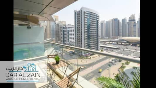 1 Bedroom Apartment for Rent in Dubai Marina, Dubai - SPACIOUS | ONE BEDROOM APARTMENT IN TRIDENT BAYSIDE