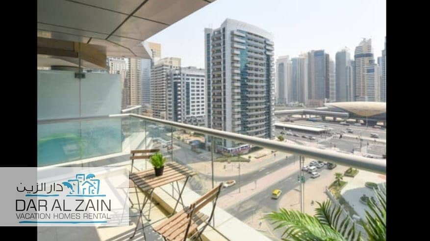 SPACIOUS | ONE BEDROOM APARTMENT IN TRIDENT BAYSIDE