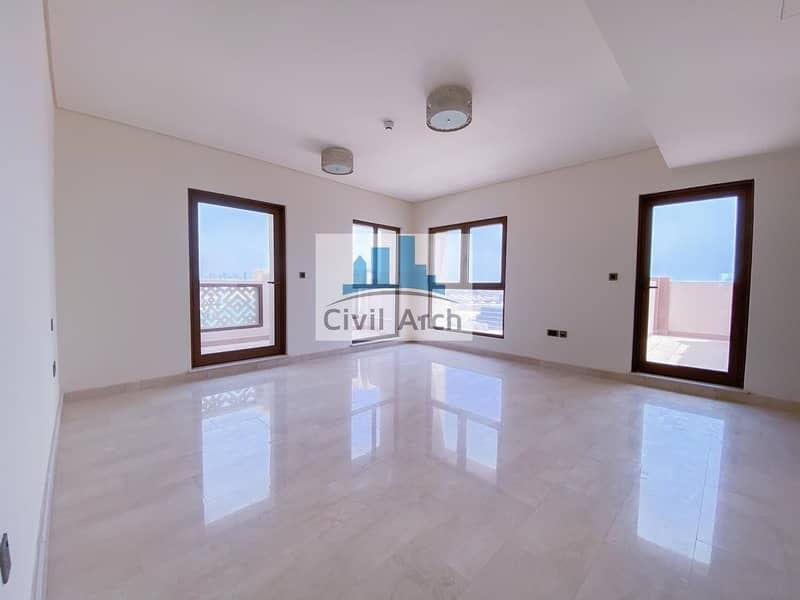 2 MOST STUNNING 6BR PENTHOUSE OF PALM+FULL SEA VIEW+PALM VIEW