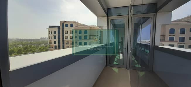 2 Bedroom Apartment for Rent in Rawdhat Abu Dhabi, Abu Dhabi - Unique Layout! Brand New 2 Beds with Balcony