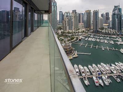 فلیٹ 3 غرف نوم للبيع في دبي مارينا، دبي - Exclusive Apartment With Full Marina View