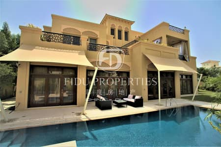 7 Bedroom Villa for Sale in Al Barari, Dubai - Motivated Seller | Large Plot | Best Deal