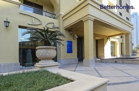 2 Bedroom Flat for Rent in Jumeirah Beach Residence (JBR), Dubai - ALL INCLUSIVE HOT PRICE   Marina View   Elegantly Furnished