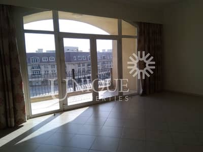 2 Bedroom Apartment for Sale in Mirdif, Dubai - Spacious | Courtyard view | Courtyard Residence