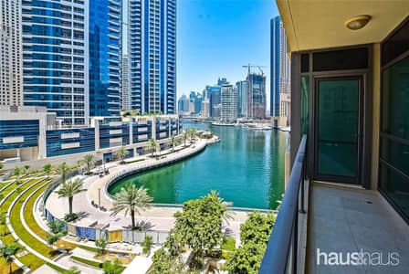 2 Bedroom Apartment for Sale in Dubai Marina, Dubai - Vacant on Transfer | Marina View | Biggest Unit