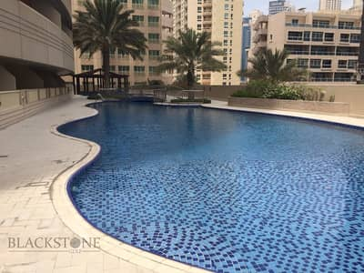 1 Bedroom Flat for Sale in Dubai Marina, Dubai - Cozy Fully Furnished 1 BR | High Floor | Vacant | Great Views
