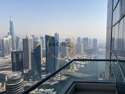 شقة 3 غرف نوم للبيع في دبي مارينا، دبي - Pool View | Furnished | Marina |  For Sale