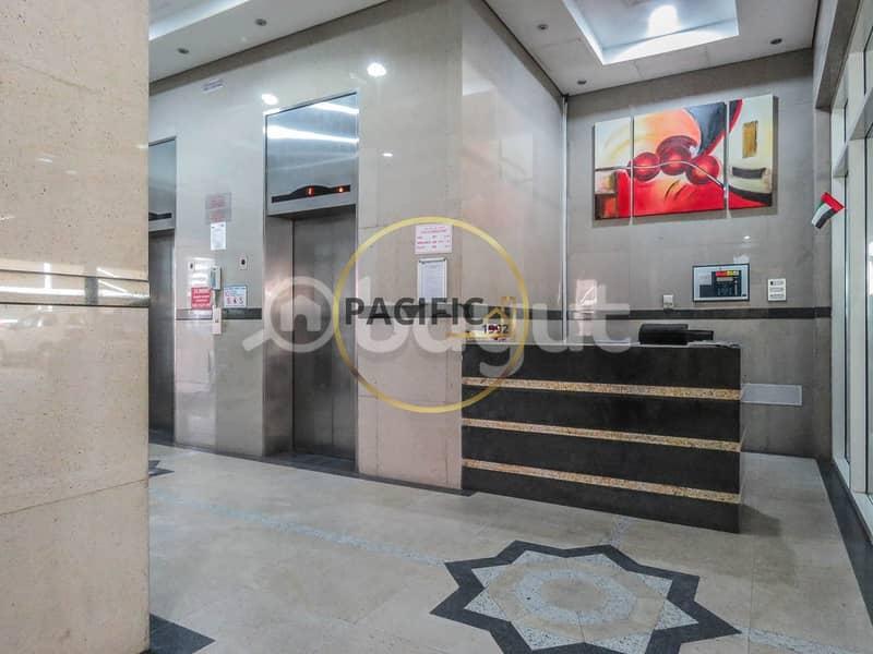 11 Lowest Price | 1BR Rent | Balcony |Tecom