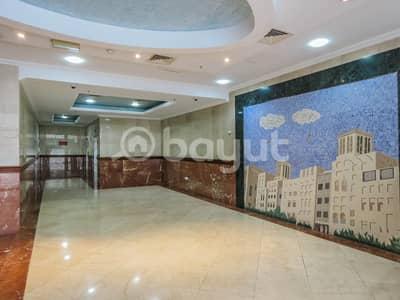 1 Bedroom Apartment for Rent in Al Garhoud, Dubai - reception