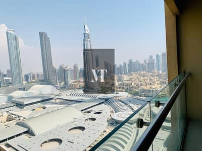 1 Bedroom Flat for Sale in Downtown Dubai, Dubai - Fully Furnished | Burj View | 1 BR |
