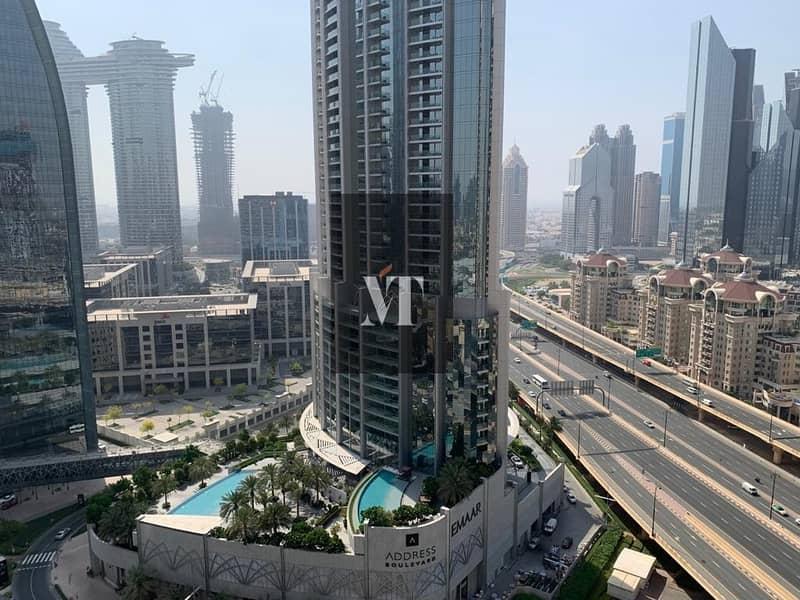 10 Motivated Seller | Beautiful Studio | Partial Burj Khalifa View