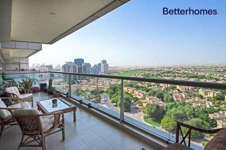 3 Bedroom Apartment for Sale in Dubai Sports City, Dubai - Full Golf Course View | Rare Unit |Owner Occupied
