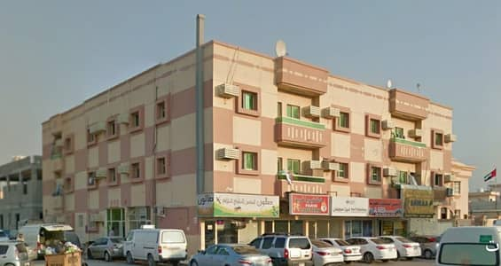 Building for Sale in Al Rawda, Ajman - For sale building with 10% income