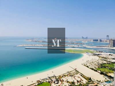 1 Bedroom Apartment for Sale in Jumeirah Beach Residence (JBR), Dubai - Full Sea + Palm  View 01 Bedroom @ Sadaf 6