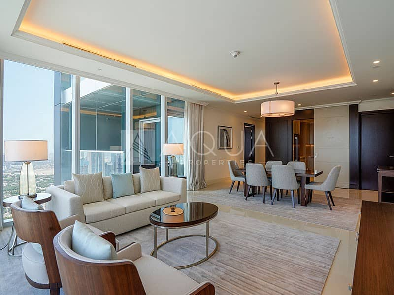 Stunning Views | High Floor | Fountain Views 3
