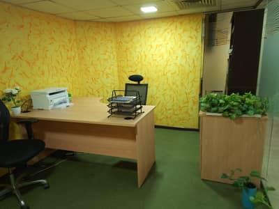 Office for Rent in Deira, Dubai - Dewa, Wifi  & Meeting Room Free- Near Metro Station