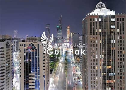 1 Bedroom Hotel Apartment for Rent in Al Markaziya, Abu Dhabi - LIMITED OFFER! Serviced 1BHK ALL INCLUSIVE in rent