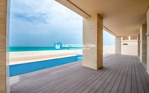 فیلا 7 غرف نوم للبيع في جزيرة السعديات، أبوظبي - Upgraded Full Sea View 7 bedroom  type 3C for sale
