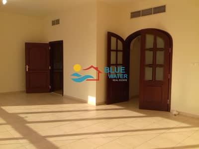 3 Bedroom Apartment for Rent in Al Salam Street, Abu Dhabi - 3 BR With Maid Room Pool Gym.