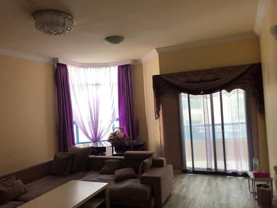 Best Offer! Furnished and spacious 2 Bedroom Hall w/ maid's room in Al Khor Tower Ajman
