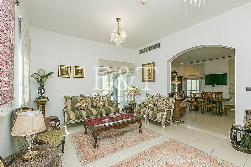 2 2BR Corner Villa with Large Garden   JVC