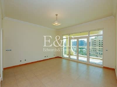 1 Bedroom Flat for Rent in Palm Jumeirah, Dubai - Managed 1BR