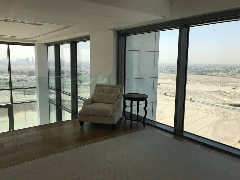 1 Bed Loft Penthouse in Two Towers