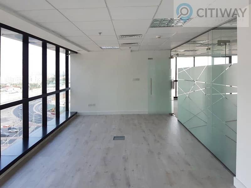 2 2 Offices Combined   Glass Partitioned   Spacious