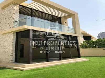5 Bedroom Villa for Rent in DAMAC Hills (Akoya by DAMAC), Dubai - Semi Detached | with Maids Room | Prime Location |