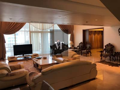 بنتهاوس 4 غرف نوم للايجار في نخلة جميرا، دبي - Luxurious Sea view  Penthouse | Forget the Rest Ready To Move In