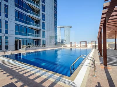 2 Bedroom Apartment for Rent in Al Reem Island, Abu Dhabi - Wow Offer* Free Chiller* 2 Master BR with  balcony & Closed Kitchen