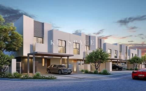 تاون هاوس 2 غرفة نوم للبيع في مويلح، الشارقة - 2-BR Townhouse|Affordable Payment Plan|Al Yasmeen|Luxury Residences