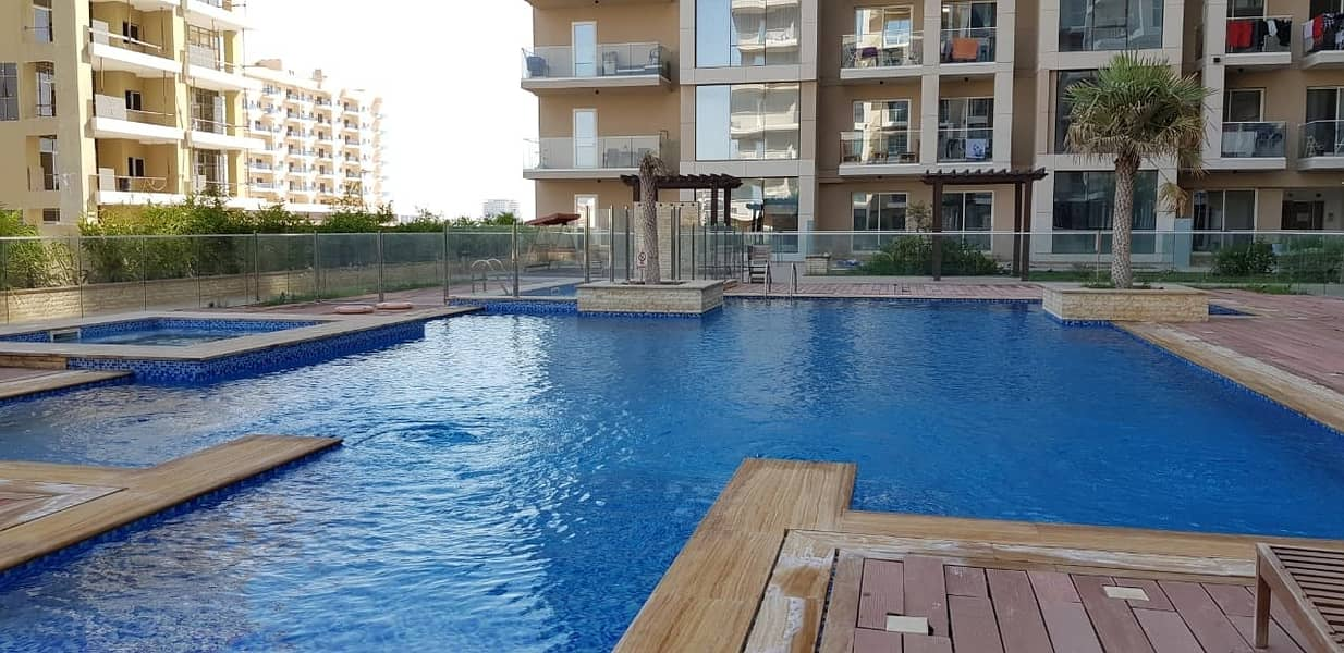 2 Amazing 2BR in SHERENA RESIDENCE for  60K  +2 Months Free!!!