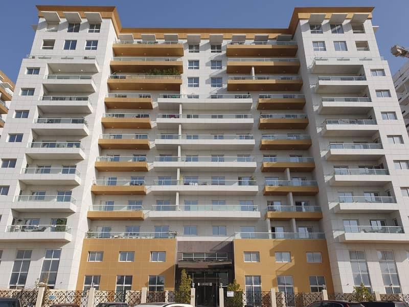 Studio Apartment | 4 Chqs | Size: 497 Sq.Ft