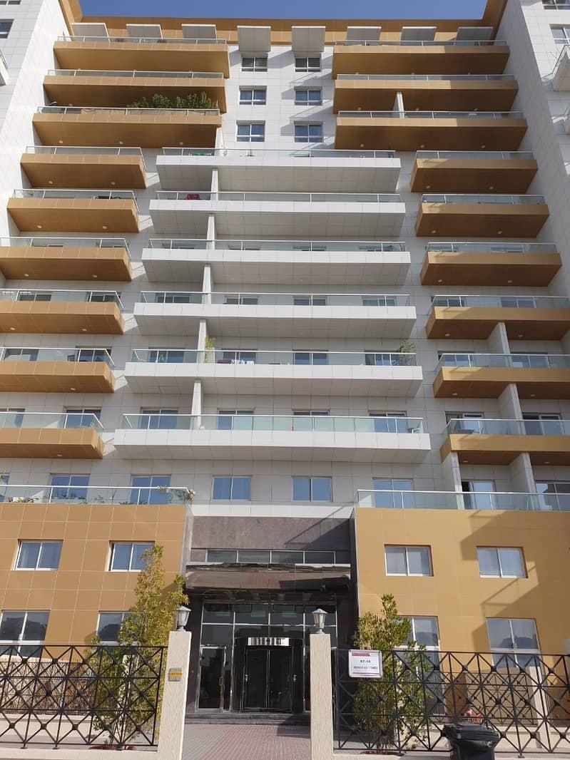 2 Studio Apartment | 4 Chqs | Size: 497 Sq.Ft