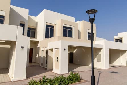 3 Bedroom Townhouse for Sale in Town Square, Dubai - Stunning location | Brand new community | Type 1
