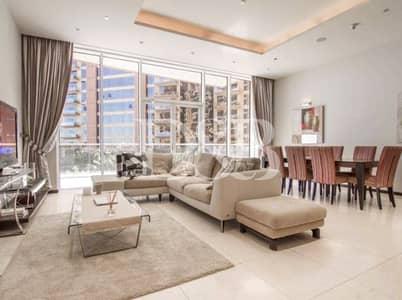 شقة 1 غرفة نوم للايجار في نخلة جميرا، دبي - Beach Access   Spacious Unit With Sea View
