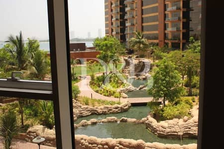 1 Bedroom Apartment for Rent in Palm Jumeirah, Dubai - Beach Access | Spacious Unit With Sea View