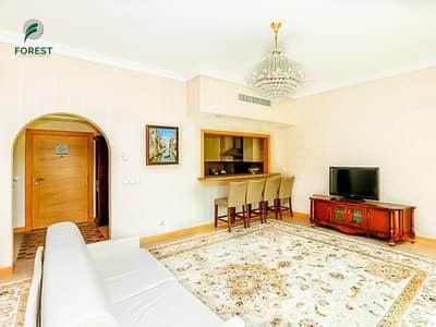فلیٹ 2 غرفة نوم للبيع في نخلة جميرا، دبي - Best Layout |High Floor |2 Beds | Ideal Investment