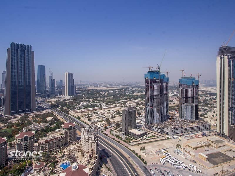 19 Elegantly Furnished Apartment with Views of DIFC