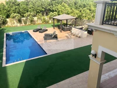 4 Bedroom Villa for Rent in Jumeirah Park, Dubai - Large Legacy | 4BR | Private Swimming Pool /Garden