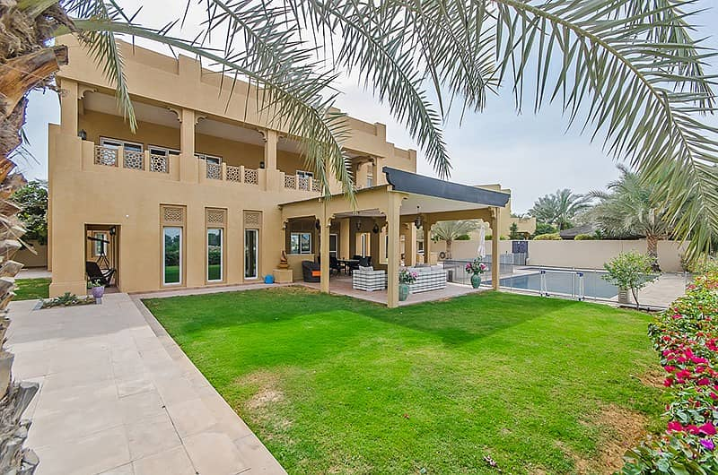 2 Upgraded 7 Bed || Type 12 || Full Golf Course View
