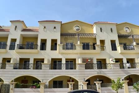 تاون هاوس 4 غرف نوم للايجار في قرية جميرا الدائرية، دبي - 4BR + Maid's Room in JVC | Middle Unit |