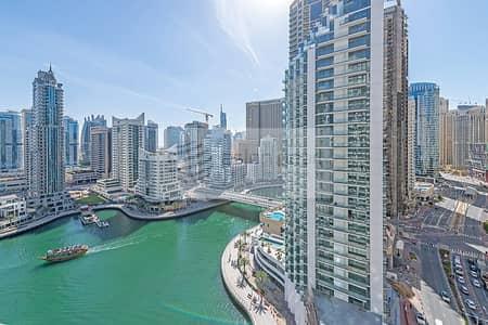 فلیٹ 1 غرفة نوم للبيع في دبي مارينا، دبي - Investor Deal ! Well Kept