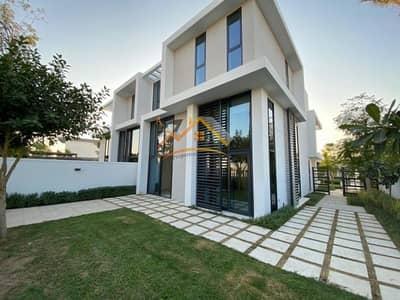 3 Bedroom Villa for Sale in Tilal Al Ghaf, Dubai - 3BR WATERFRONT TOWNHOUSE | NO COMMISSION | TILAL AL GHAF